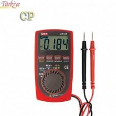 UT 10A Cep Tipi Dijital Multimetre