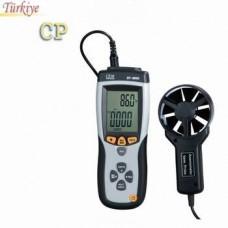 DT 8893 Termo-Anemometre ve Hava Akış Ölçer