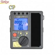 BM 3549 Dijital İzolasyon Direnci Test Cİhazı ve Multimetre