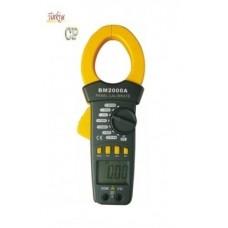 BM 2000A Dijital Pensampermetre AC 2000A