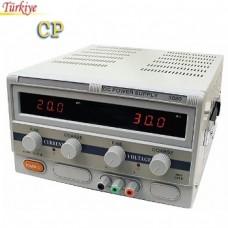 QJ 3010S Güç Kaynağı 30V-10A DC
