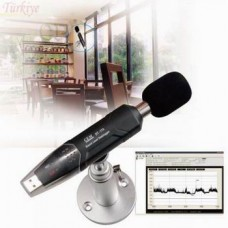 DT 173 Gürültü Ölçüm ve Kayıt Cihazı
