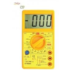 DT 860D Dijital Multimetre