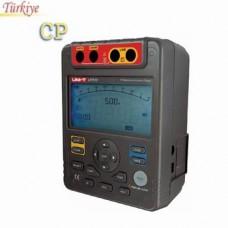 UT 513 Profesyonel İzolasyon Direnci Test Cihazı