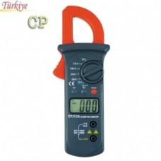 DT 202A 200A DC / 600A AC Pensampermetre