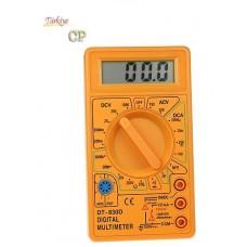 DT 830D Dijital Multimetre
