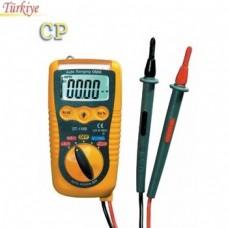 DT 118B Cep Tipi Dijital Multimetre
