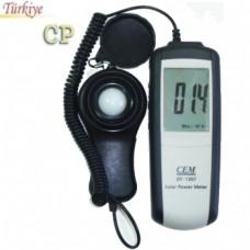 DT 1307 Solarimetre