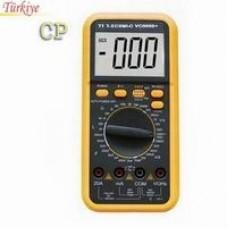 DT 9208 Dijital Multimetre
