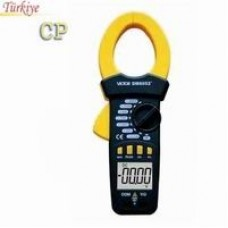 DM 6052 + 2000A AC Pensampermetre
