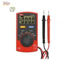 UT 120C Cep Tipi Dijital Multimetre