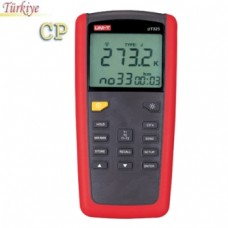 UT 325 Çift Girişli Profesyonel Termometre
