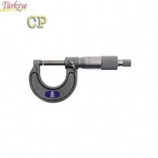 M&W 200-01BL / 0-25mm Mekanik Mikrometre