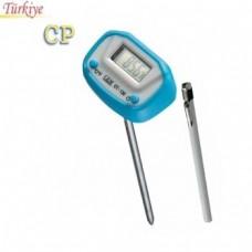 DT 130 Üstten Ekranlı Saplama Termometre