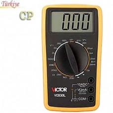 VC 830L Dijital Multimetre