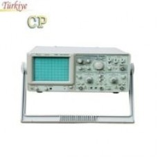 CA 620T 2 Kanallı 20 MHz Komponent Testli Analog Osiloskop